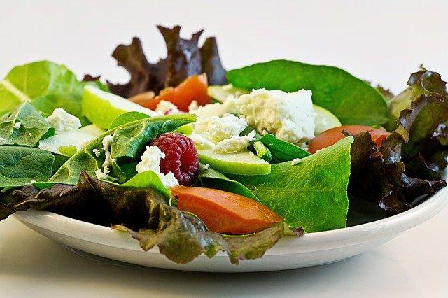 zdrowe warzywa w diecie
