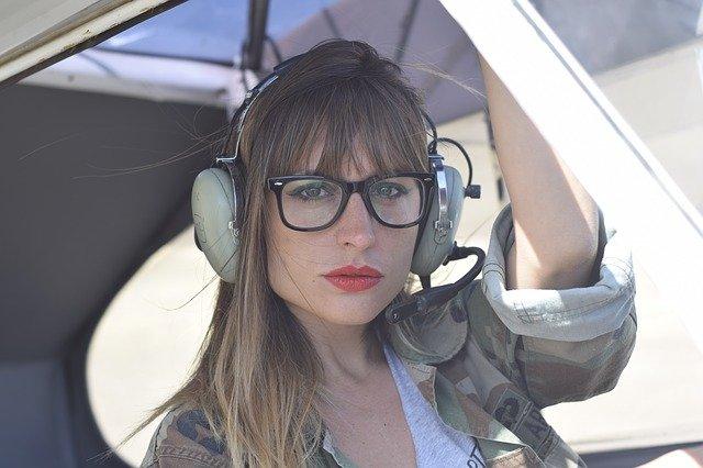 pilot szybowca